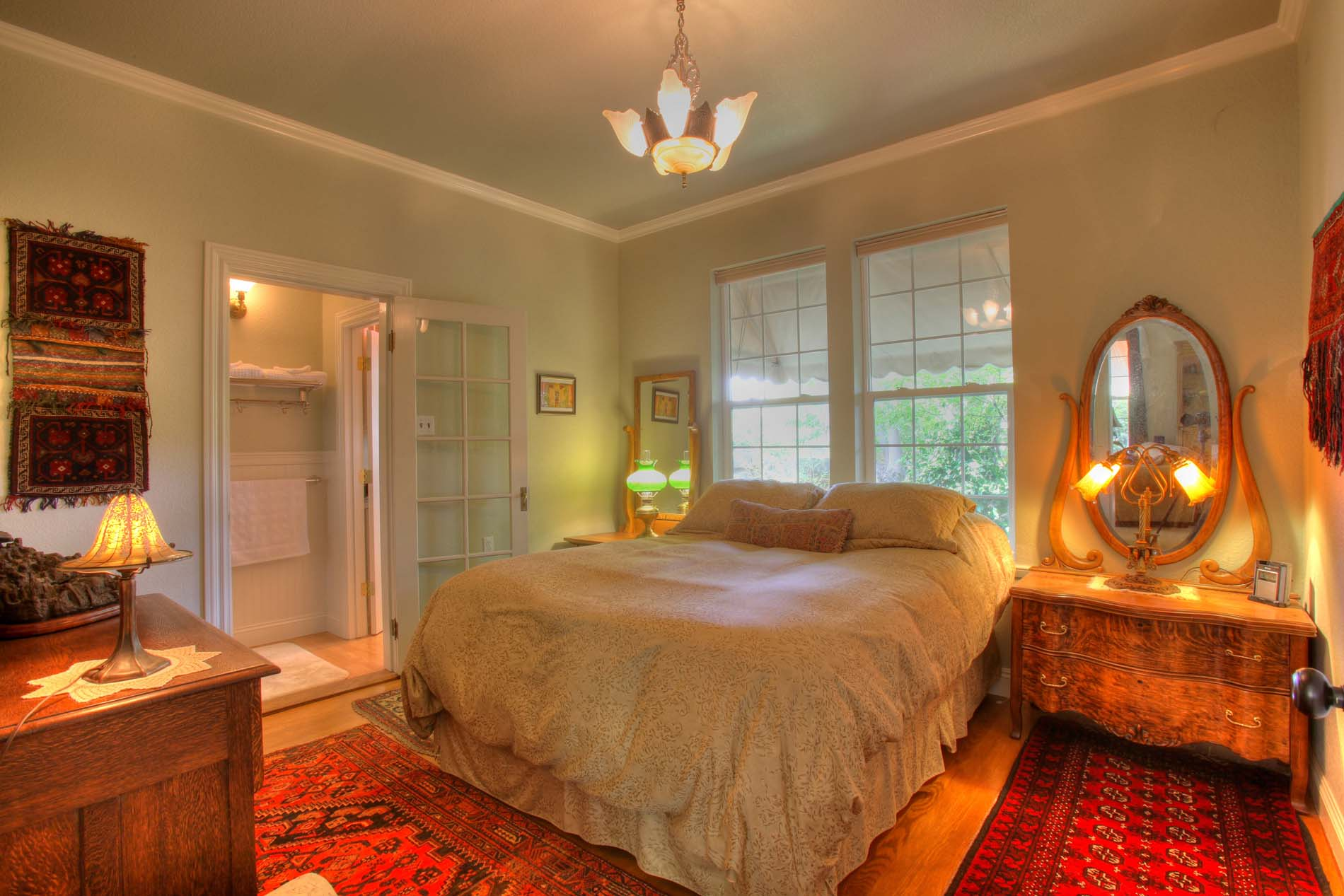The Desmond Room